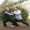 Chin Shing-Pok et Wang Xian